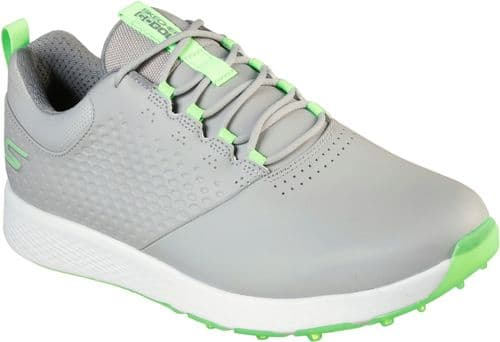 Skechers GO GOLF Elite V.4 Mens Sports Grey / Lime